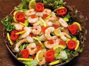 海鮮サラダ-2015.7.8