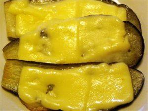 なすのチーズ焼き-2016.6.21