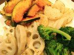 焼き野菜のサラダ-2016.10.8
