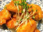 鶏肉のケチャップ焼き-2017.1.23