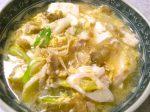 豆腐の中華風煮