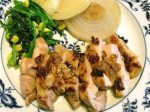 鶏肉の塩麹焼き-2017.10.31