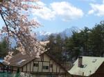 甲斐駒ヶ岳-2015.4.24