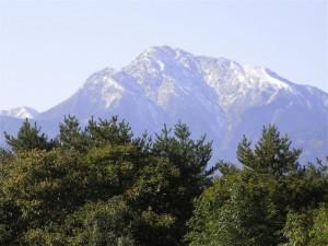 甲斐駒ヶ岳-2007.11.8