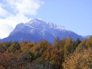 甲斐駒ヶ岳-2008.11.22