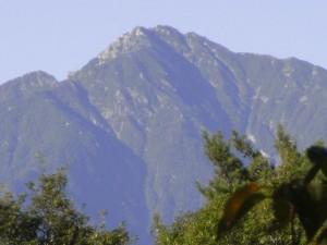 甲斐駒ヶ岳-2009.9.12