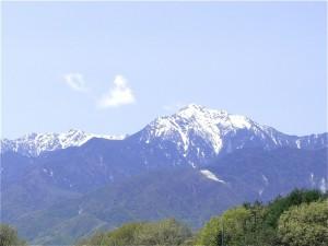 甲斐駒ヶ岳-2010.5.17