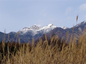 八ヶ岳-20061203