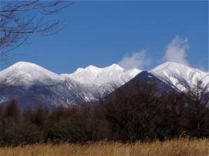 八ヶ岳-2007.1.1