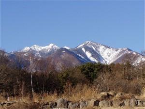 八ヶ岳-2009.1.4