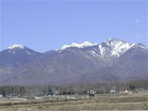 八ヶ岳-2009.3.31
