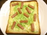 チーズトースト3種−1-2015.7.9