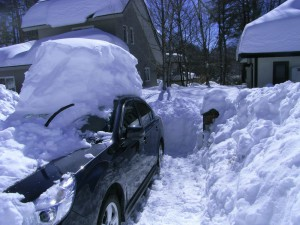 除雪-2014.2.18