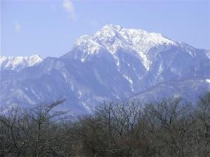 甲斐駒ヶ岳-2012.3.15
