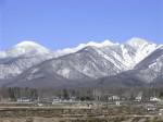 八ヶ岳-2012.2.5