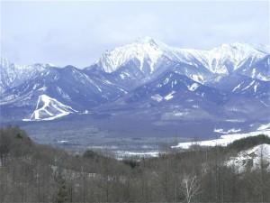 八ヶ岳-2013.2.23