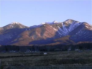 八ヶ岳-2014.1.1