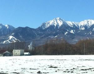 八ヶ岳-2014.2.3