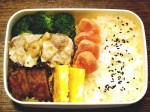 お弁当-シュウマイ-2015.8.8